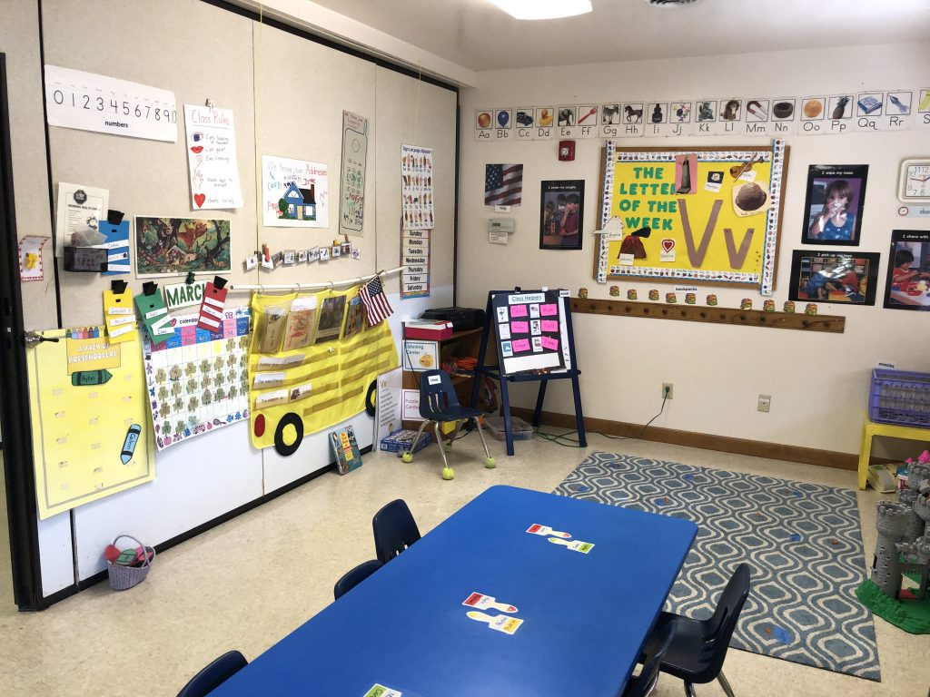 The Giving Tree Preschool - Lutheran Church of Our Saviour